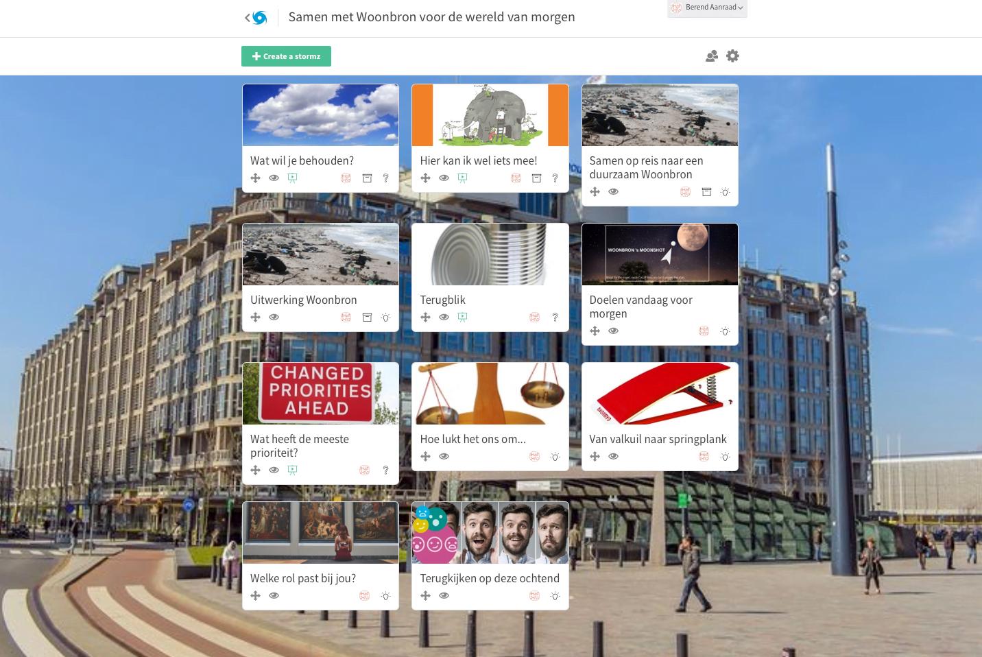 E-learning Plannen voor Duurzaamheid The Natural Step Raamwerk